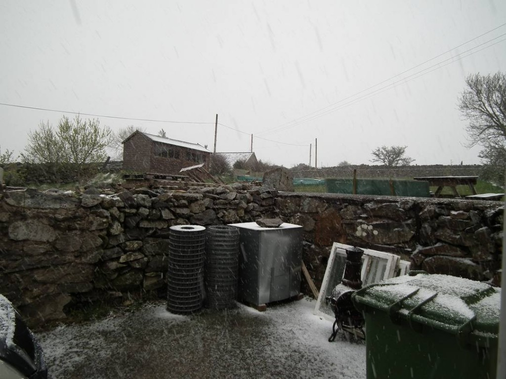 Snow and Hail